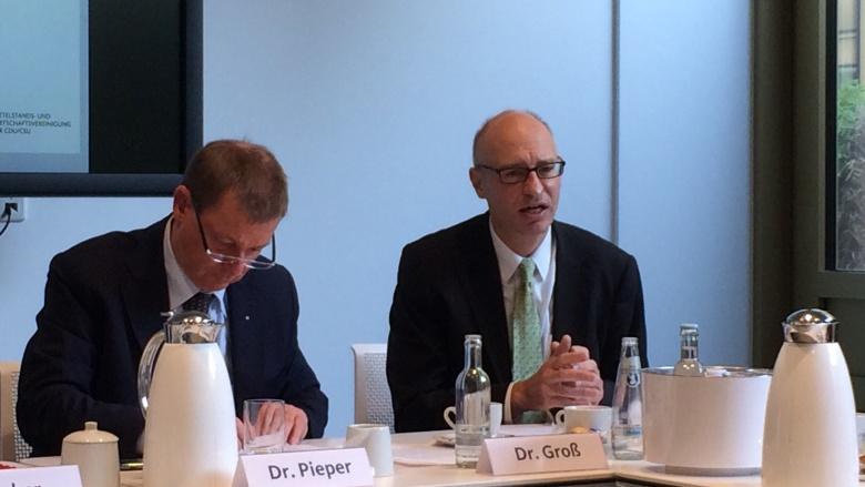 Dr. Christian Groß, DIHK