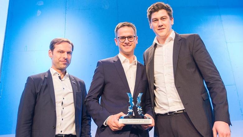 Thorsten Alsleben, Carsten Linnemann, Hubertus Struck